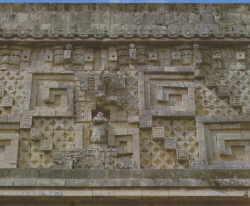 die geschichte der indianer die architektur der maya. Black Bedroom Furniture Sets. Home Design Ideas