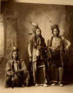 Indianer in texas