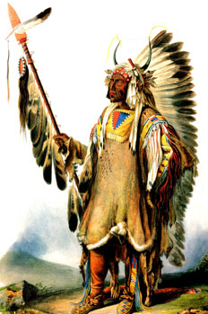 Bekannte Indianerstämme