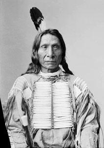 Red Cloud - Oberhuptling der Oglala-Teton