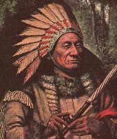 Sitting Bull - Oberhuptling der Hunkpapa-Teton