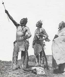 Die Indianer Nordamerikas - Visionssuche  Die Indianer No...