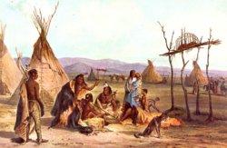 Die Indianer in Nordamerika - Das Kulturareal Prärie  Die Indianer in...